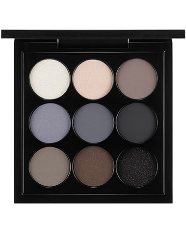 Eye Shadow X 9: Navy Times Nine