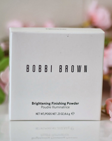 Brightening Finishing Powder - Porcelain Pearl